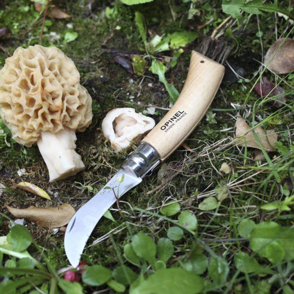 couteau à champignon Opinel