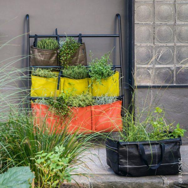 BACSAC jardiniere soleil