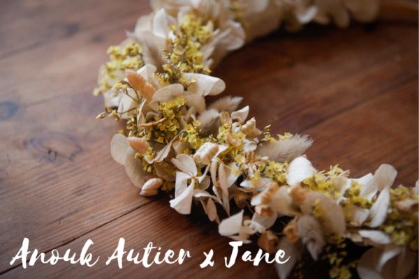 Anouk Autier x Jane
